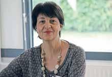 Rachel Grégoire, directrice d'IES Inter Entreprises Services.