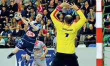 La Ligue nationale de handball, c'est plus que possible pour le Grand Nancy ASPTT handball.