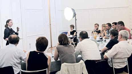 La 1ère édition de Business Talents s'est déroulée le 6 juillet à Nancy. Les candidats avaient cinq minutes pour convaincre un jury composé de spécialistes du monde de l'entreprise.