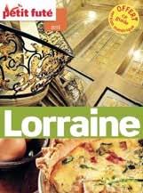 L'édition 2015-2016 du Petit Futé Lorraine vient de sortir.