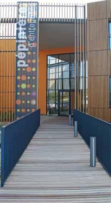 Le centre d'affaires de Commercy est ouvert depuis le mois d'octobre 2014.