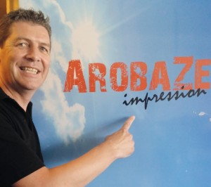 Jean-François Combe, fondateur et dirigeant d'ArobaZe Impression. Redac TL 1720.indd 13 14.08.2015 15:39