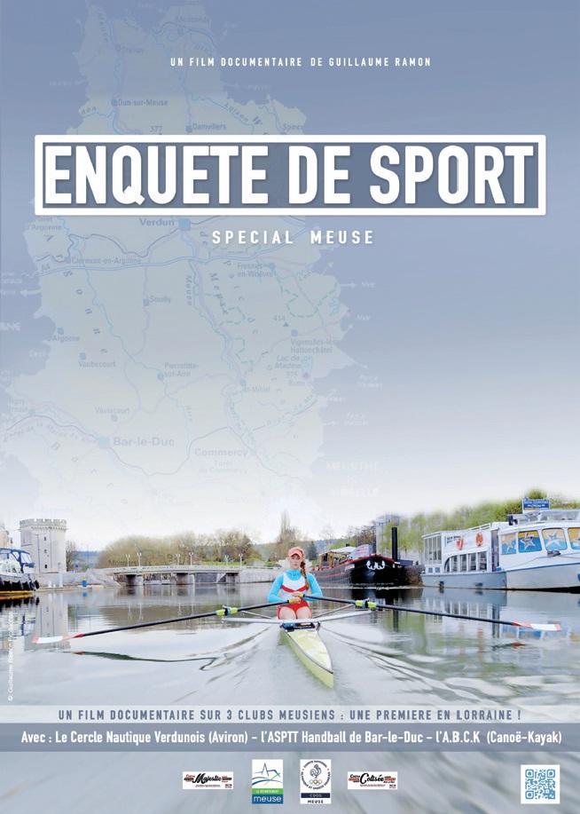 Après une diffusion aux cinémas de Barle-Duc et Verdun, le flm est désormais en ligne sur le site : www.cdos55.fr.