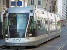 Le Tram présent dans la vie nancéienne depuis 15 ans.