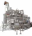 Un exemple du savoir-faire de l'entreprise, ce skid d'extraction capable d'extraire de végétaux les substances actives recherchées par les activités pharmaceutiques.