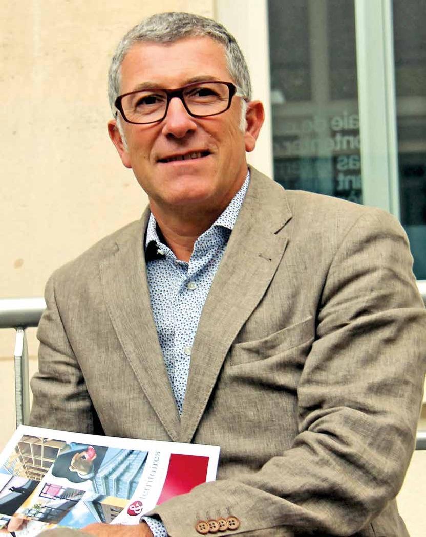 Frédéric Durand, président de Foncières et Territoires: «Notre objectif est de créer une SCPI par grande région économique.»