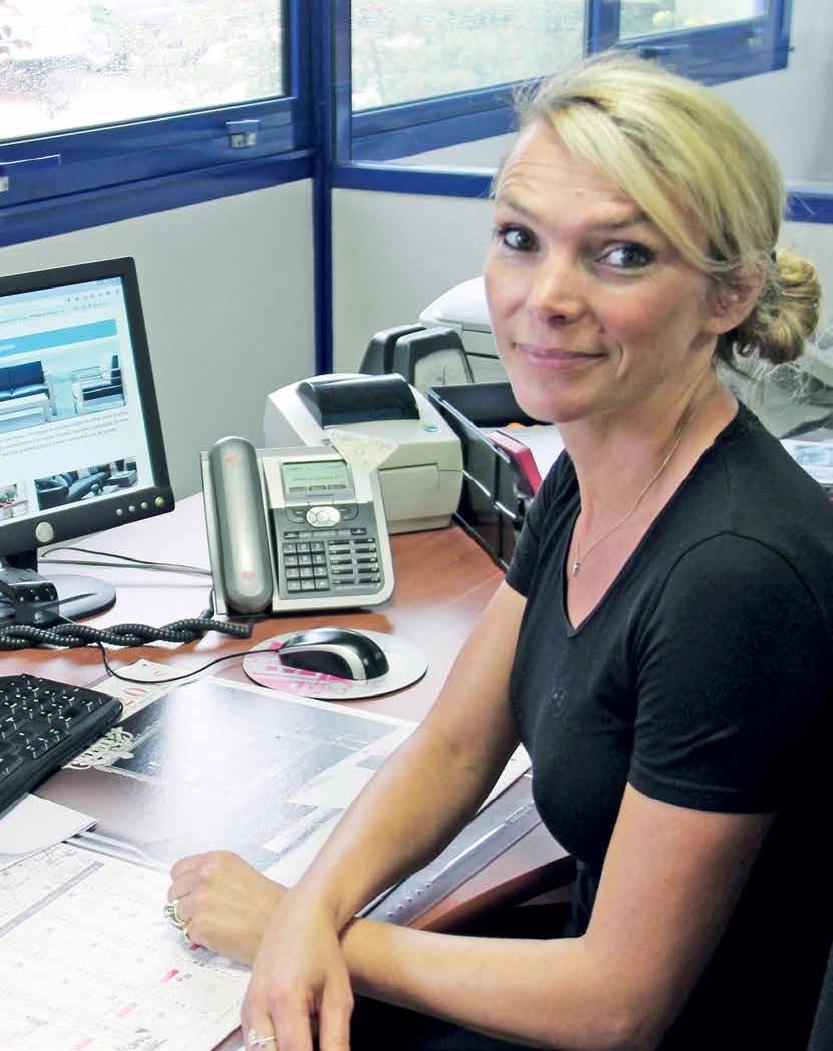 Élodie de Vesinne, présidente de la SAS Oxydiem Commerce Responsable: «Nous faisons du e-commerce responsable»