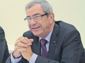 «Ma mission n'est pas de favoriser la dispersion et la cacophonie», assure Paul Arker, le président de la CCI Lorraine.