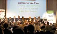 Le Lorraine Active Club a été lancé le 17 septembre à l'occasion des dix ans de l'association régionale.