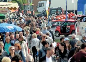 La Foire internationale de Metz, cru 2015, pourrait s'imposer comme l'une des principales foires commerciales de la nouvelle région Acal.