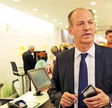 «En 2020, un paiement sur deux se fera via un téléphone mobile», assure Yves- André Leroux, le directeur d'Orange pour la région Est.