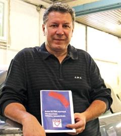 Jean-Marc Donatien : Élu Carrossier du CNPA Lorraine