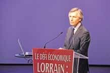 «La mondialisation est un processus inexorable», assure Nicolas Beytout à l'occasion de la soirée-débat du cabinet Fidal le 8 octobre à Nancy.