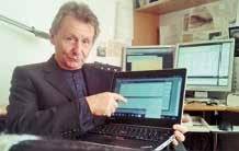 Claude Zboril, dirigeant de Technipool.