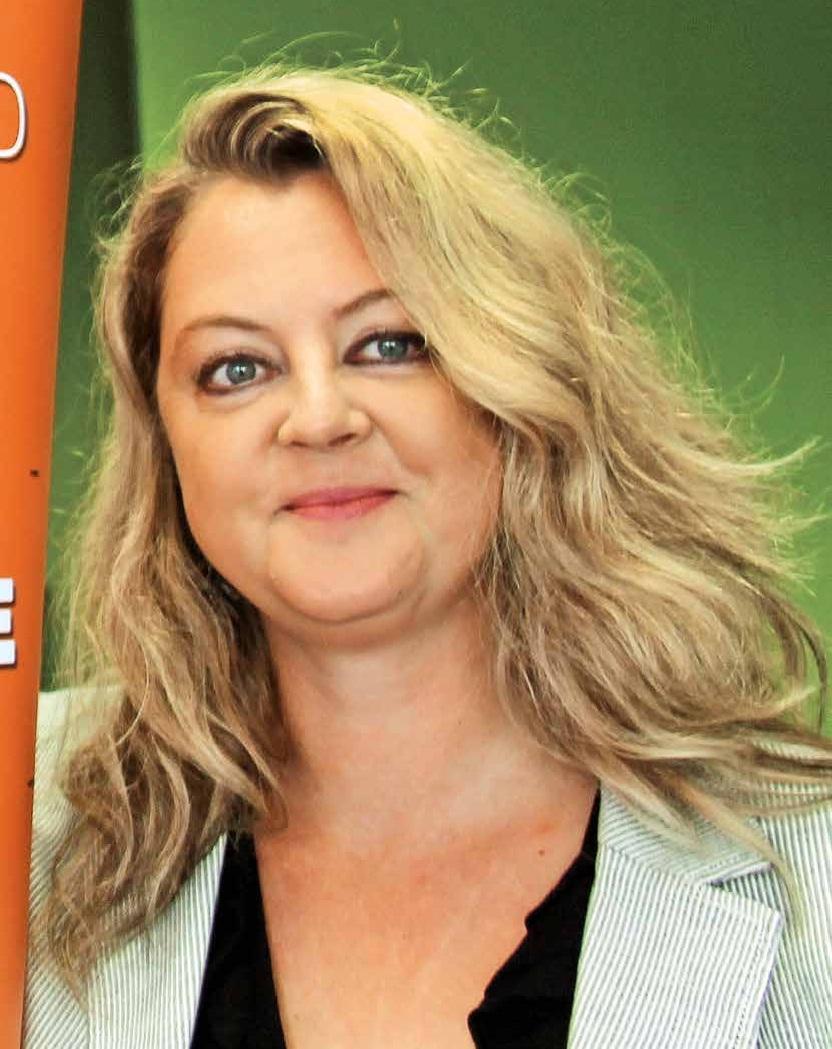 Virginie Burlett, pilote de l'agence Novamut de Frouard : « Un bon conseil, un bon contrat pour une bonne couverture. »