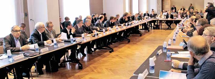 Le projet de schéma départemental de coopération intercommunale (SDCI) de Meurthe-et-Moselle vient d'être présenté le 5 octobre. Le dialogue ne fait que commencer.