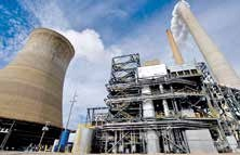 Parmi les mesures envisagées par les ONG, l'arrêt de la construction des centrales à charbon.