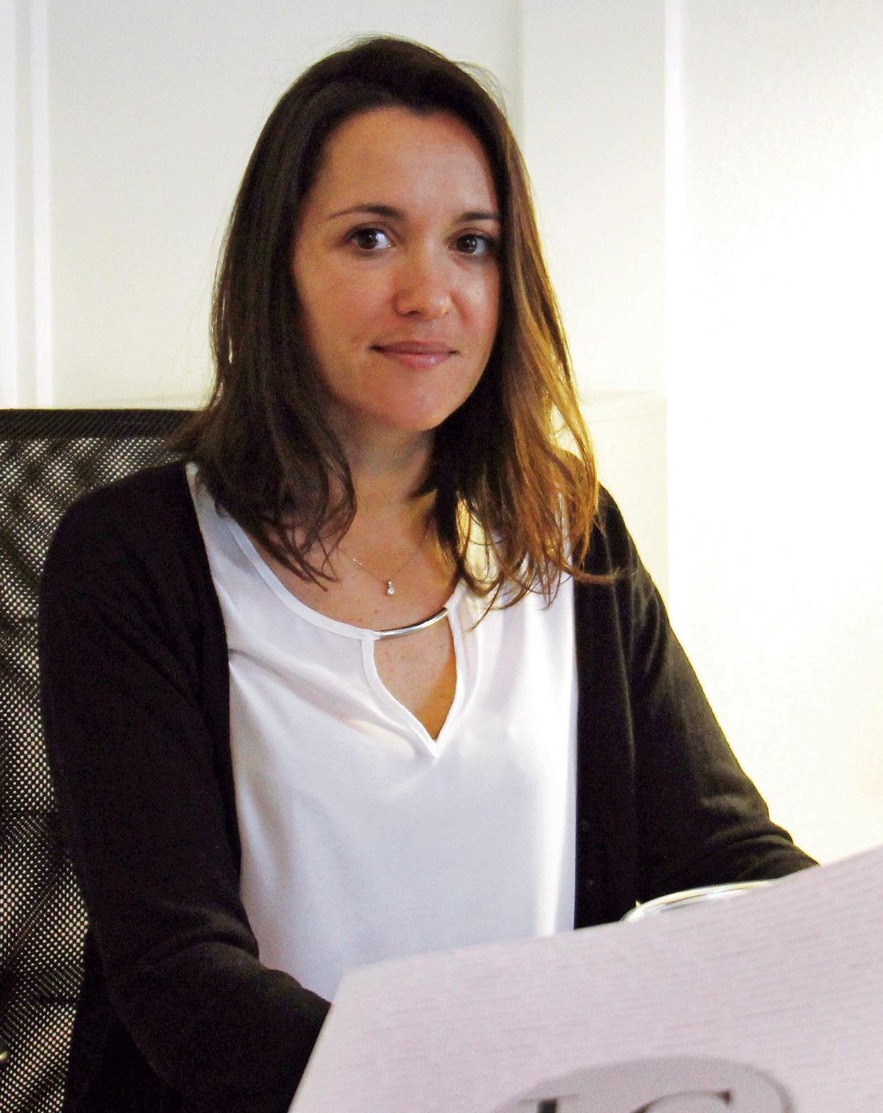 Laëtitia Serrier, directrice courtage professionnel de L&G Financement: « J'accompagne, étape par étape, jusqu'à la concrétisation du projet.»