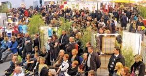 8 800 visiteurs étaient présents l'an passé au Salon de la Gourmandise et des Arts de la Table d'Épinal. Record à battre. Le maître pâtissier Christophe Felder est le parrain de l'édition 2015.