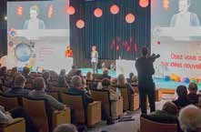 L'opus 3 de «Osez l'économie de demain» s'est déroulé au centre des congrès de Metz le 20 novembre.