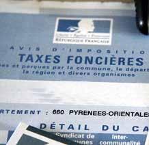 L'Union nationale de la propriété immobilière alerte sur l'augmentation des taxes foncières.