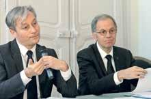 Laurent Hénart, maire de Nancy et Philippe Mahé, le préfet de Meurthe-et- Moselle ont pris «la décision la plus juste possible.»