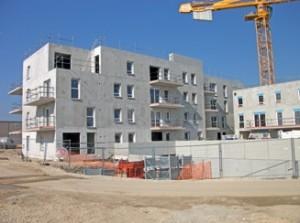 Structurest a travaillé depuis 2013 sur près de 150 logements dans la ZAC de Pulnoy, en partenariat avec Bouygues Bâtiment Nord-Est.