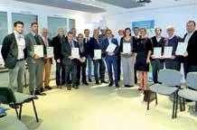 Le RLPE vient de recevoir officiellement sa certification Afnor, le 17 novembre.