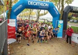 115 équipes étaient au départ de la 9ème édition du Championnat de Lorraine Ekiden sur les hauteurs de Villers-lès-Nancy, le 25 octobre.