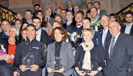 17 lauréats ont été mis en avant lors de la remise des prix du concours Trajectoires à Nancy le 25 novembre.