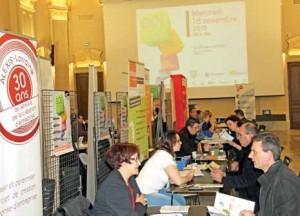 Le Salon Go s'est déroulé dans quatre villes de Lorraine comme ici à Nancy le 18 novembre.