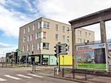 La Maison médicale de l'écoquartier Les Rives de Sainte-Valdrée vient tout juste d'être inaugurée.