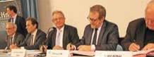 L'accord-cadre constitutif de la Vallée des matériaux a été signé le 9 novembre.