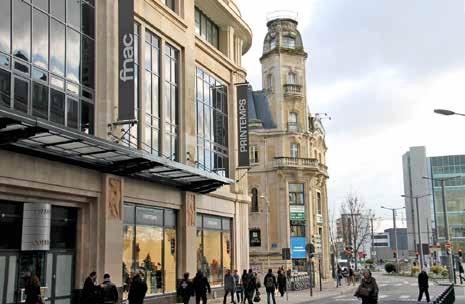 Une nouvelle stratégie en matière d'immobilier commercial et professionnel est en marche dans le Grand Nancy.