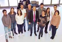 À l'occasion de l'édition d'Artem Insight, un groupe d'étudiants a planché sur une problématique posée par la ville de Maxéville. Une convention vient d'être signée entre le CCI Lorraine et la FIRIP pour la mise en place d'une offre de formation continue pour la filière fbre optique.