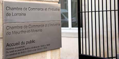 Le vote de l'instauration d'une CCI territoriale unique en Lorraine n'a pas fni de faire parler de lui…