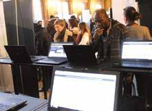 La première édition du forum Job Lab s'est déroulée à l'hôtel de ville de Nancy, le 18 janvier.