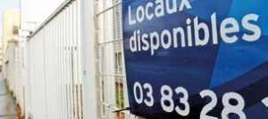 Plusieurs anciens locaux d'activités de la rue Marcel Brot à Nancy se voient offrir une nouvelle vie. Signe d'un retour de la confiance pour les investisseurs ?