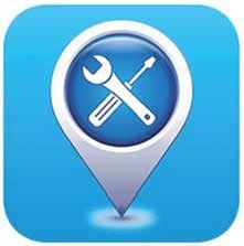 «Roulons Zen», la nouvelle application de géolocalisation du CNPA