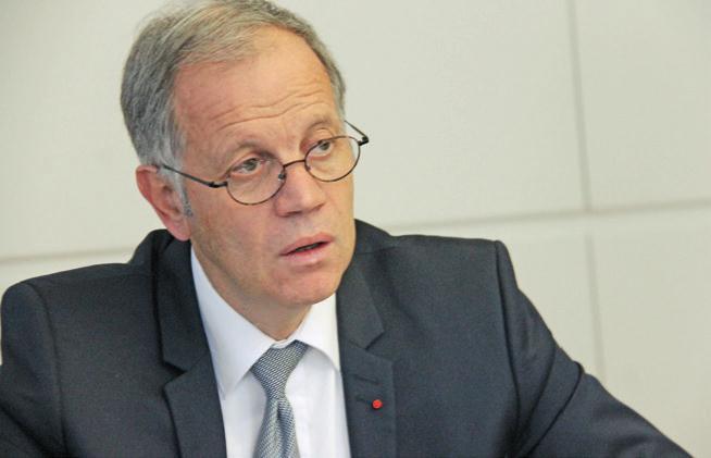 «J'ai obtenu de l'État un sous-préfet en charge des affaires économiques», assure Philippe Mahé, le préfet de Meurthe-et- Moselle.