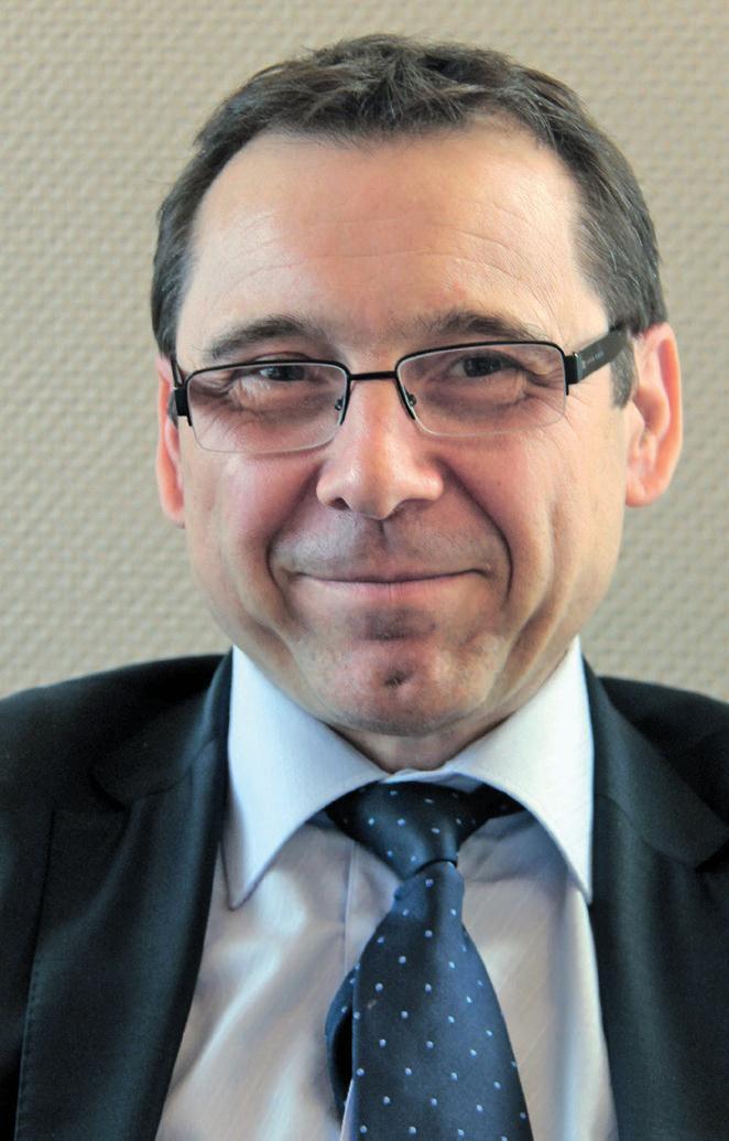 «Mon fil rouge a toujours été la conduite du changement», assure Didier Vaucois, le nouveau délégué régional d'EDF.