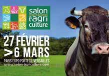 La 53e édition du Salon international de l'Agriculture se déroulera du 27 février au 6 mars à Paris.