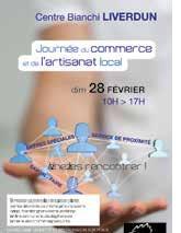 Le 28 février, Liverdun organise la première édition de la Journée du commerce et de l'artisanat local. La 53e édition du Salon international de l'Agriculture se déroulera du 27 février au 6 mars à Paris.