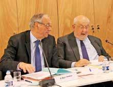 André Rossinot, président du Grand Nancy, succède à Michel Heinrich, le maire d'Épinal, à la tête du Pôle métropolitain européen.