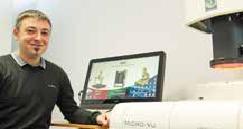 «Notre culture de l'ingénierie fait la différence», assure Damien Rateau de l'agence MCE de Moncel-lès-Lunéville.