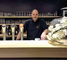 Martial Serafn a sauté le pas et a ouvert son propre restaurant Le Gastronome.