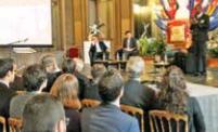 Le club Lorraine Junior-Entreprises vient d'être lancé le 8 février à l'hôtel de ville de Nancy.