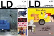 Lorraine Déco n° 17 se mixe avec une édition spéciale pour le salon Habitat Déco et celui des Antiquaires et de l'Art contemporain à Nancy début mars.