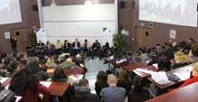 200 jeunes issus des quartiers diffciles ont participé à une journée sur l'entrepreneuriat le 21 janvier sur le campus nancéien d'Artem.