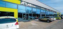 Le magasin de Champigneulles est le premier de la nouvelle génération des enseignes Atlas Home.